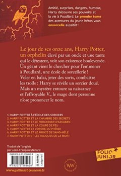 J. K. Rowling - Harry Potter, I : Harry Potter à l'école des sorciers