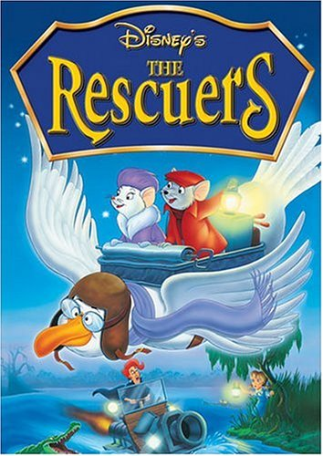 """Cover of """"The Rescuers"""""""