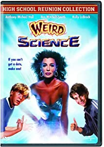 """Cover of """"Weird Science (High School Reun..."""
