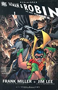 "Cover of ""All-Star Batman & Robin, The Bo..."