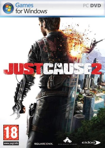 Just Cause 2 (PC) (輸入版)