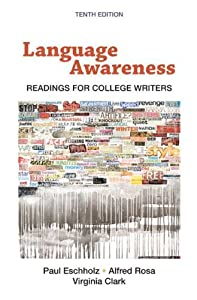 """Cover of """"Language Awareness: Readings fo..."""