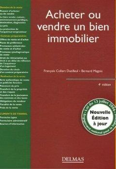 Livres Couvertures de Acheter ou vendre un bien immobilier : Edition 2006