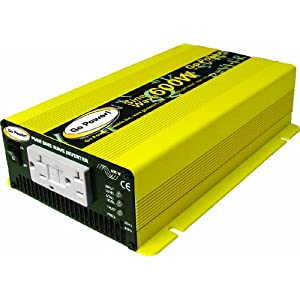 Go Power! GP-SW600-12 600-Watt Pure Sine Wave Inverter
