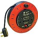 Silverline 633971 10 Amp, 240 Volt, 10 Metre Cable Reel