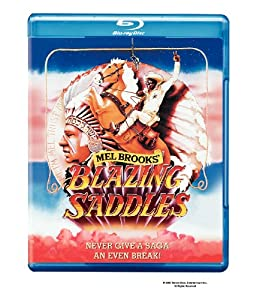 "Cover of ""Blazing Saddles (30th Anniversa..."