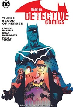 Livres Couvertures de Batman: Detective Comics Vol. 8: Blood of Hereos