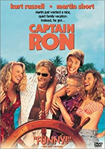 """Cover of """"Captain Ron"""""""