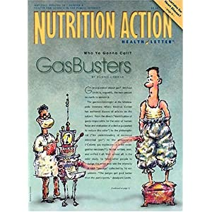 Nutrition Action Health Letter - Us ed