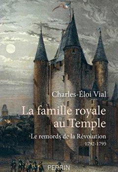 Livres Couvertures de La famille royale au temple