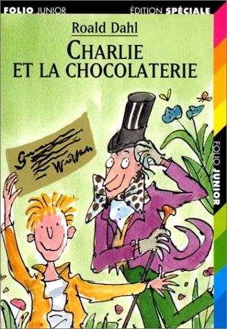 Image result for charlie et la chocolaterie livre