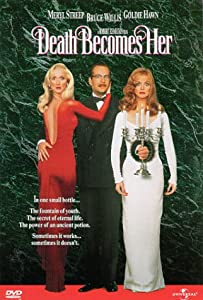 "Cover of ""Death Becomes Her"""