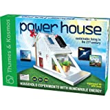Thames and Kosmos Alternative Energy and Environmental Science Power House Green Essentials