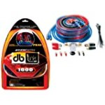 DB Link PK4Z 4 Gauge Power Series Amplifier Installation Kit for $30.74 + Shipping