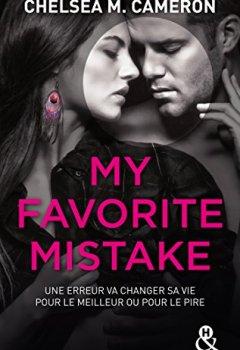 Livres Couvertures de My Favorite Mistake VF: Sur le campus, la frontière est fine entre amour et haine
