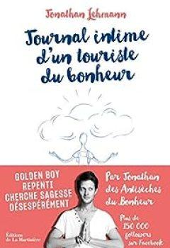 Livres Couvertures de Journal Intime D'un Touriste Du Bonheur