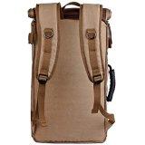 ibagbar-Canvas-Backpack-Travel-Bag-Hiking-Bag-Camping-Bag-Rucksack