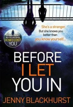 Livres Couvertures de Before I Let You In