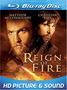 "Cover of ""Reign of Fire"""