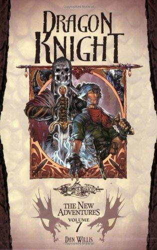 Dragon Knight (Dragonlance: The New Adventures, Vol. 7)