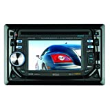 "Boss BV9155B In-Dash Double-DIN 4.5"" DVD/MP3/CD Widescreen Receiver with USB, SD Card, Bluetooth and Front Panel AUX Input (Detachable Front Panel)"