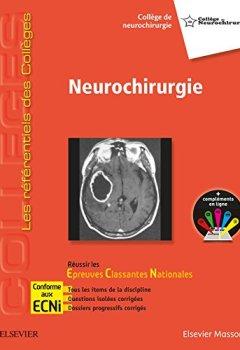 Livres Couvertures de Neurochirurgie