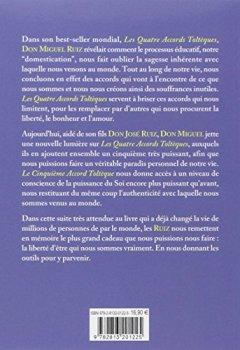 Livres Couvertures de Le cinquième Accord Toltèque