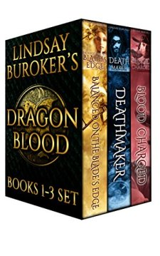 The Dragon Blood Collection, Books 1-3| wearewordnerds.com