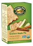 Nature's Path Organic Frosted Toaster Pastries, Granny's Apple Pie, 11 Ounce