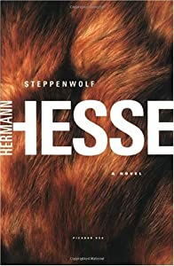 """Cover of """"Steppenwolf: A Novel"""""""