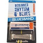Bluesband Harmonica Key of C, Clamshell for $1.78 + Shipping
