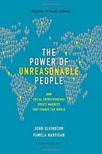 "Cover of ""The Power of Unreasonable Peopl..."