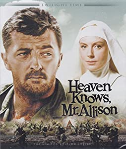 Amazon.com: Heaven Knows, Mr. Allison (Blu-ray): Robert Mitchum ...
