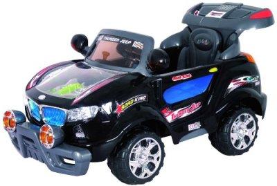 Best-Ride-on-Cars-631R-6V-Kids-Thunder-SUV