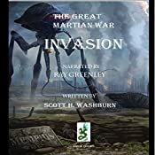 The Great Martian War: Invasion | [Scott Washburn]