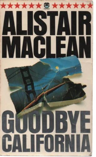 1980 Fontana paperback edition of Goodbye California