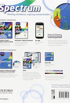 Livres Couvertures de Spectrum 1. Workbook