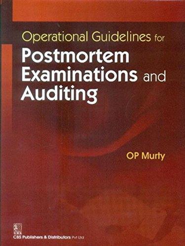 Oper Guidelines Postmortem Exam Auditin