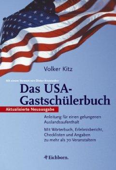 Abdeckung Das USA-Gastschülerbuch