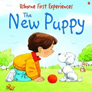"""Cover of """"New Puppy"""""""