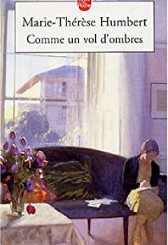 Livres Couvertures de Comme Un Vol D'ombres