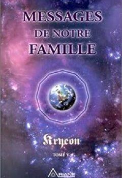 Livres Couvertures de Messages De Notre Famille   Tome 5