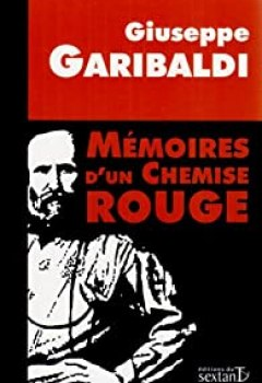 Livres Couvertures de Mémoires D´un Chemise Rouge