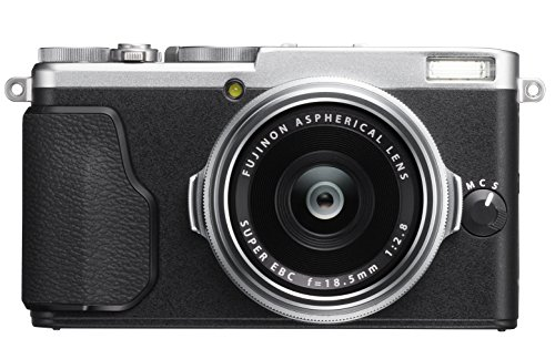 Fujifilm X70 Digital Camera (Silver)