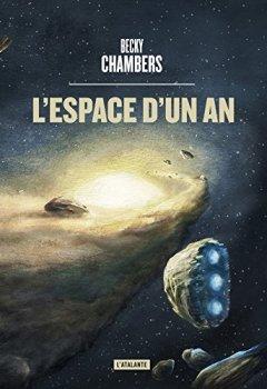 Livres Couvertures de L'espace d'un an