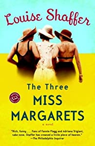 "Cover of ""The Three Miss Margarets: A Nov..."