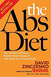 "Cover of ""The Abs Diet: The Six-Week Plan..."