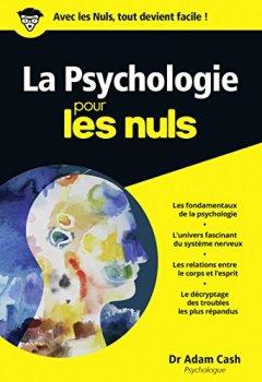 Livres Couvertures de La psychologie pour les nuls