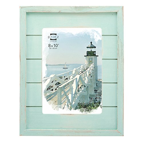 Prinz Seaside Wood Plank Frame, 8 x 10