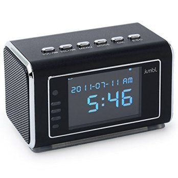Jumbl-Spy-Camera-Mini-Clock-Radio-Motion